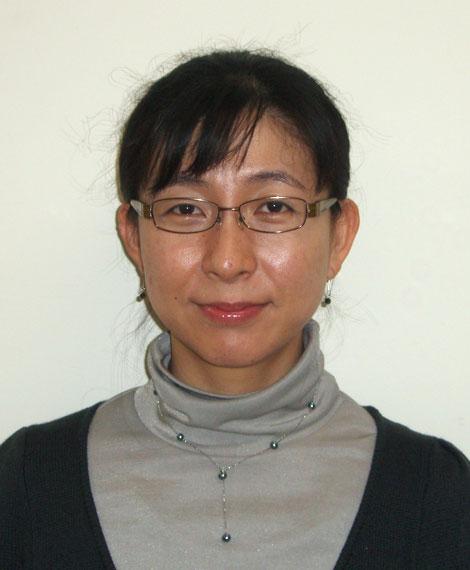 地域文化研究講座 長谷河 亜希子